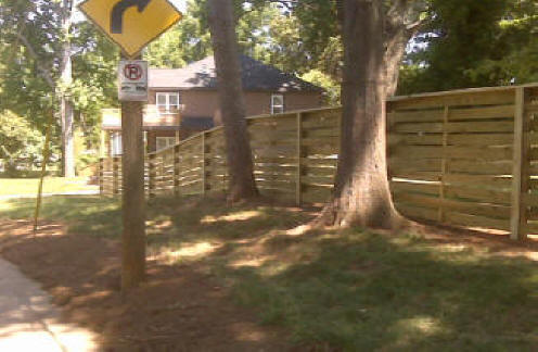 Wood Fence Contractor, Wood Fence Installer